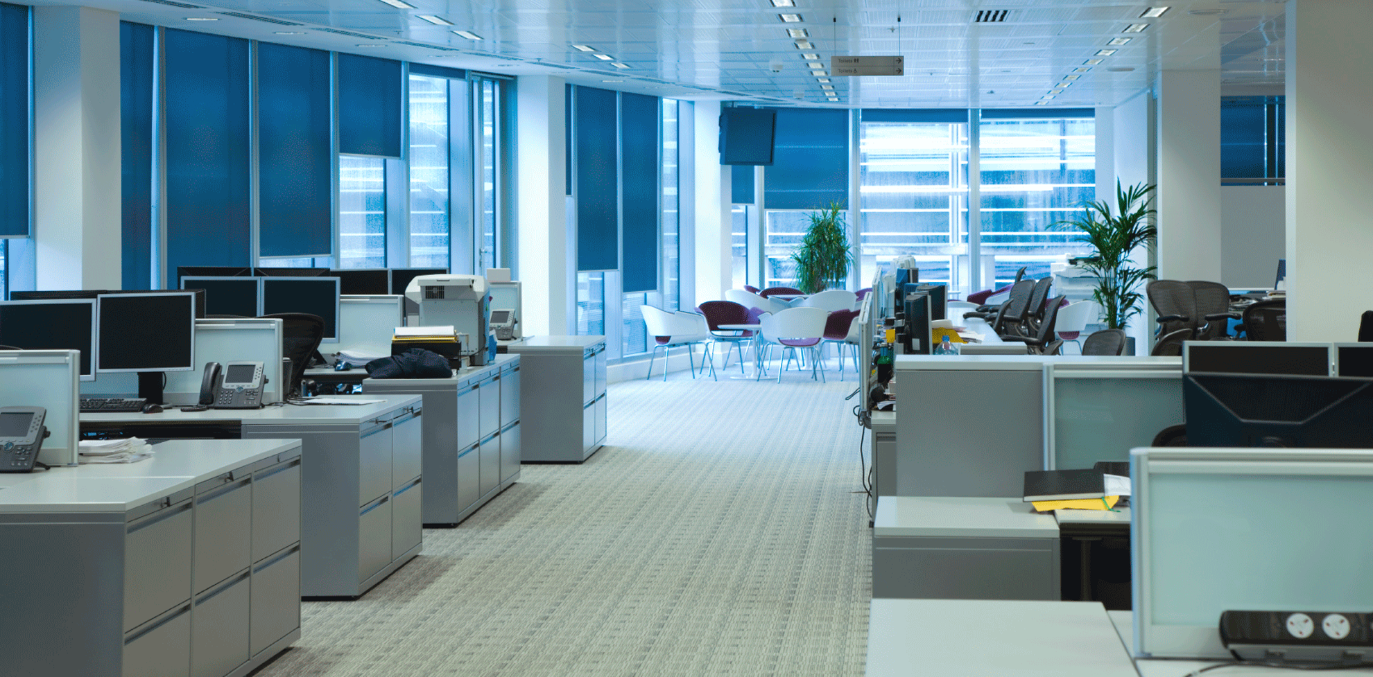 Office Commercial Cleaning Brisbane